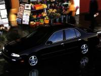1997 Nissan Altima Sedan