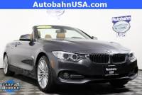 2015 BMW 4 Series 428i Xdrive Convertible in the Boston Area