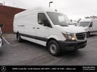 Certified Pre-Owned 2015 Mercedes-Benz Sprinter 2500 Cargo 170 WB RWD 3D Cargo Van