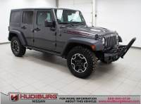 Used 2016 Jeep Wrangler JK Unlimited Rubicon 4x4 For Sale Oklahoma City OK