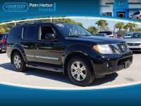 Pre-Owned 2012 Nissan Pathfinder Silver (A5) SUV in Tampa FL