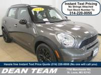 Used 2014 MINI Cooper Countryman Cooper S ALL4 Countryman ALL4 S in St. Louis, MO
