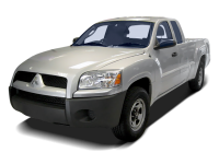 Pre-Owned 2008 Mitsubishi Raider LS RWD Standard Bed