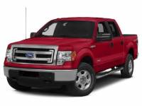 2014 Ford F-150 4WD Supercrew Truck