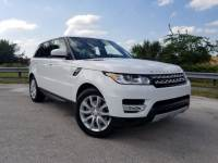 Certified Pre-Owned 2014 Land Rover Range Rover Sport HSE With Navigation & 4WD