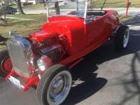 1928 Ford Highboy Roadster -STEEL FRAME/FIBERGLASS BODY-CUSTOM DASH-