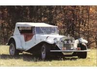 1929 Mercedes Benz Conver