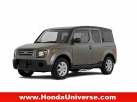 Pre-Owned 2008 Honda Element 4WD 5dr Man EX AWD