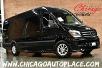 2014 Mercedes-Benz Sprinter EXECUTIVE 3.0L TURBO DIESEL BLUETEC ENGINE MIDWEST AUTOMOTIVE DESIGNS CUSTOM AUDIO 3 LARGE FLATSCREENS CUSTOM LIGHTING CAPTAINS CHAIRS