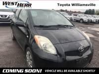 2010 Toyota Yaris Hatchback