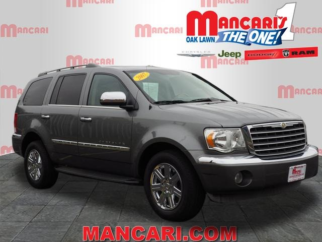 Photo PRE-OWNED 2007 CHRYSLER ASPEN LIMITED 4WD