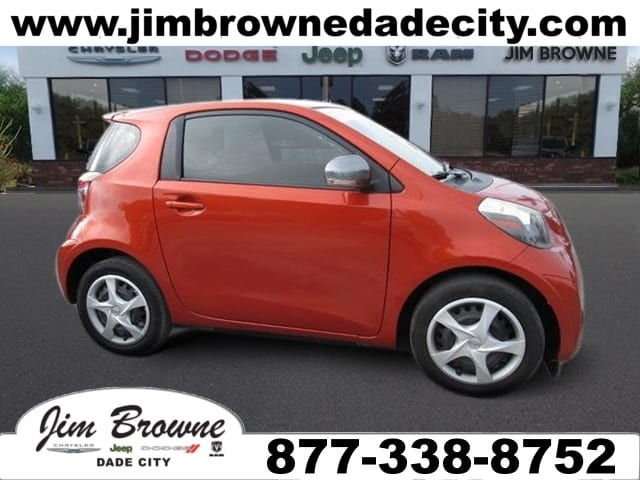 Photo 2012 Scion iQ Coupe in Dade City