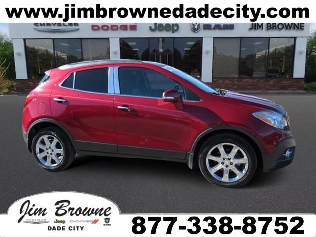 Photo 2014 Buick Encore Premium SUV in Dade City
