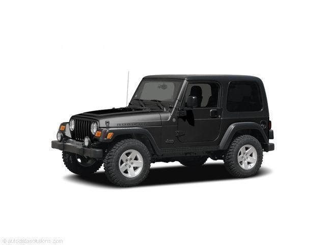 Photo Used 2004 Jeep Wrangler SE SUV