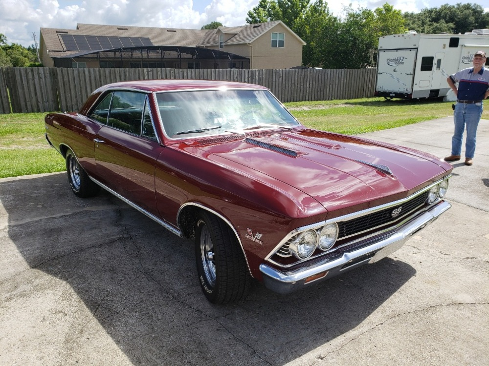 Photo 1966 Chevrolet Chevelle -SUPERSPORT- TRUE 138 CAR - CLEAN AND SOLID - 427BB-