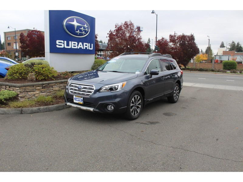 Photo 2016 Subaru Outback 2.5i Limited Pzev For Sale in Seattle, WA