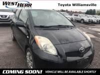 2010 Toyota Yaris Hatchback For Sale - Serving Amherst