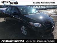 2012 Toyota Corolla LE Sedan For Sale - Serving Amherst
