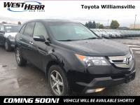 2008 Acura MDX Technology SUV For Sale - Serving Amherst