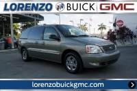 Pre-Owned 2006 Ford Freestar Wagon Limited FWD Mini-van, Passenger
