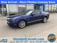 Pre-Owned 2013 Ford Mustang V6 RWD 2D Coupe