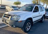 2004 Nissan Xterra 4dr XE 4WD Manual