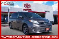 Certified 2018 Toyota Sienna XLE XLE FWD 8-Passenger For Sale in Colorado Springs