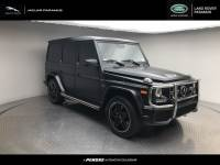 Pre-Owned 2017 Mercedes-Benz G-Class AMG® G 63 4MATIC SUV AWD