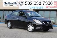 2017 Nissan Versa 1.6 SV Sedan Near Louisville, KY