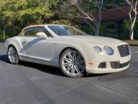 Certified 2014 Bentley Continental GTC Speed Convertible in Atlanta GA