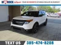 Used 2015 Ford Explorer Sport SUV near Salt Lake City