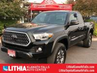 Used 2018 Toyota Tacoma TRD Off Road V6 Truck Access Cab 4x4 in Klamath Falls