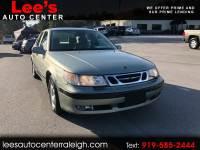 2001 Saab 9-5 4dr Sdn Auto