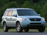 Used 2003 Honda Pilot 4WD EX Auto w/Leather/DVD in Stockton