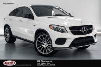 Pre-Owned 2016 Mercedes-Benz GLE GLE 450 AMG 4MATIC Coupe