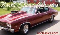 1970 Chevrolet Chevelle - WHAT A GEM - GREAT QUALITY CLASSIC -