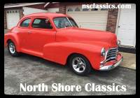 1946 Chevrolet Hot Rod / Street Rod -BUSINESS COUPE -COMPLETE FRAME OFF RESTORATION-