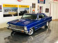 1966 Chevrolet Nova -RESTORED PACIFIC BLUE PEARL NOVA II- SEE VIDEO