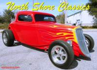1933 Ford Hot Rod / Street Rod - 3 Window Coupe -
