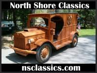 1936 Ford Hot Rod / Street Rod -ONE OF A KIND- HAND BUILT OAK WOOD BODY - FLATHEAD V8 -