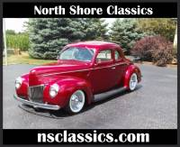 1939 Ford Hot Rod / Street Rod -RESTORED- 5 WINDOW COUPE- SEE VIDEO