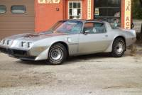 1979 Pontiac Firebird -TRANS AM -T TOPS-10TH SILVER ANNIVERSARY-LOW MILES-COLLECTORS EDITION-REAL