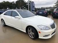 Used 2013 Mercedes-Benz S-Class S 550 For Sale Grapevine, TX