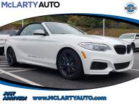 Pre-Owned 2017 BMW 2 Series M240I Convertible in Little Rock/North Little Rock AR