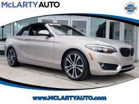 Pre-Owned 2017 BMW 2 Series 230I Convertible in Little Rock/North Little Rock AR