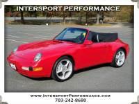 1996 Porsche 911 Carrera 4 Cabriolet