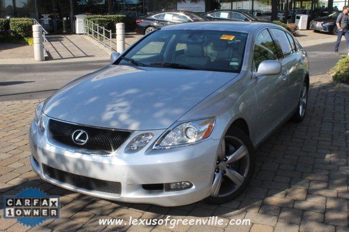 Photo Pre-Owned 2007 LEXUS GS 350 Base Sedan in Greenville SC