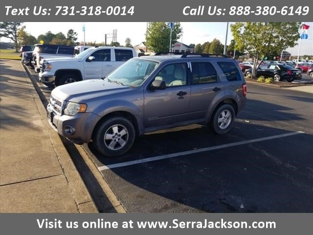 Photo Used 2008 Ford Escape XLT in Jackson,TN