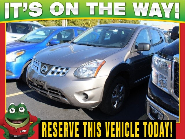 Photo Certified Used 2015 Nissan Rogue Select S AWD - CERTIFIED PRE OWNED For Sale