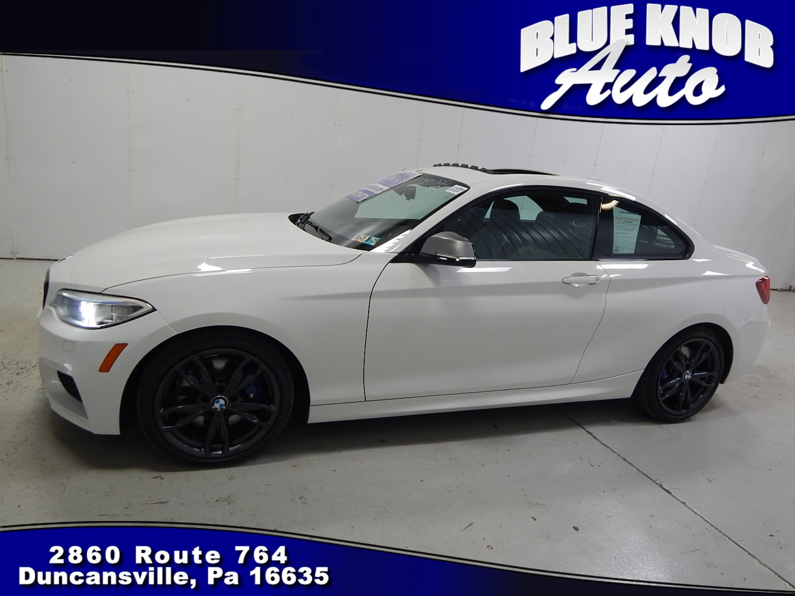 Photo 2016 BMW M235i xDrive Coupe in Duncansville  Serving Altoona, Ebensburg, Huntingdon, and Hollidaysburg PA